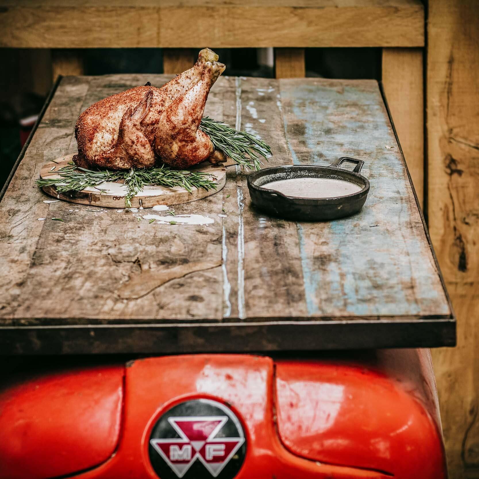 Chicken Alabama Style recept