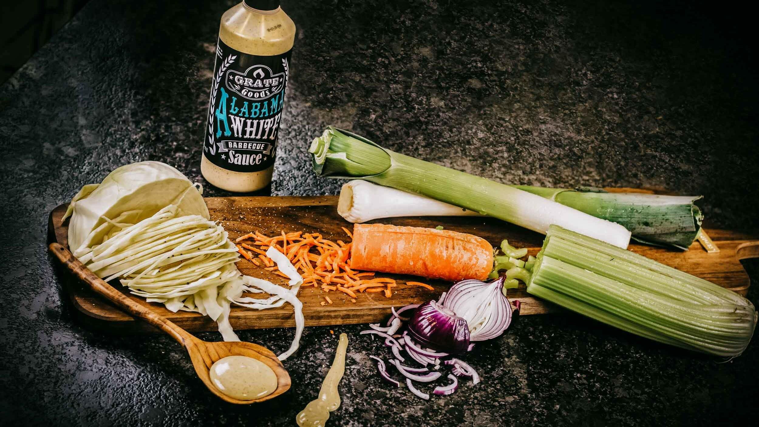 Klassieke coleslaw recept